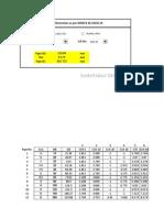 9. Pipe Schedule Data