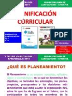Ppt Planificacion Curricular y Proyectos 2014 (1)