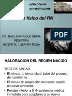 Examen Físico Del RN