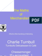 The Maths of Merchandising PDF