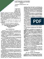 Ley Inversion - Arrendamiento