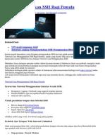 Cara Menggunakan SSH Bagi Pemula