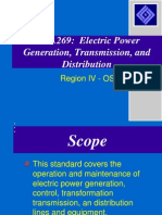 Electric Power Generation 269