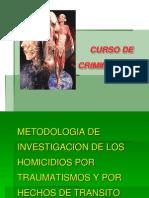 Curso de Criminalistica_tránsito Terrestre