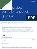 Nokia GS Portfolio Handbook 1st Edition Q2 2014