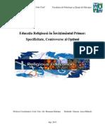 Educație religioasă