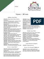 Sotron - ziua 1