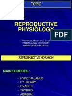 Physiology Reproductive