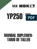 YP 250 2000