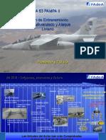 FMA IA-63 Pampa II - Presente y Futuro
