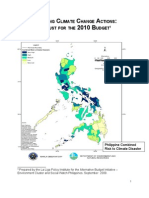 ABI-ENVI Cluster 2010 Budget Analysis and Proposal