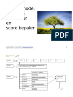 DIA Boomstructuur en Score (W6)