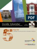 Inside Iskandar