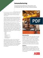 ABB transformer manufacturing
