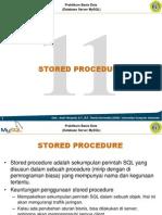 t Store Procedure