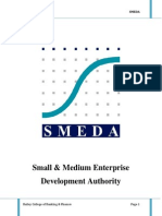 Small and Medium Enterprises Development Authority of Pakistan