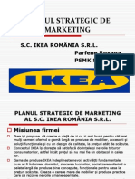 IKEA-Model Completare Plan de Marketing2013