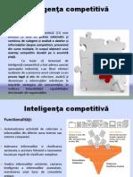 Prezentare BI (4) Competitive Intelligence