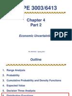 Chapter 4 Sp 2014 Economic Uncertainties Part 2