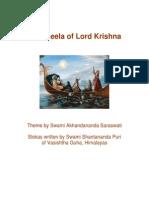 Boat Leela of Lord Krishna PDF