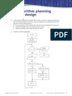 RQ 9 Algor Plan Design