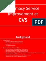 CVS Pharmacy Case Study