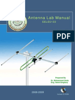 Antenna Lab Manual