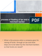 Role of Merchant Banks
