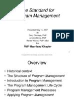 Standard for Program Mgmt (1)