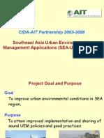 Introduction to SEA-UEMA Project