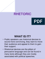 Rhetoric Tools