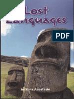 5.5.4 Lost Languages B