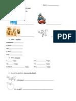 Endofterm Testpaper III Wayahead