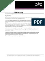 CFC TV Pilot Program