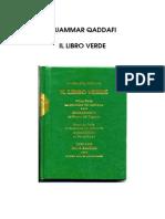 Libro Verde - Muhammar Gheddafi