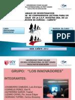 Proyecto de Innovacion Pedagogica Oficial