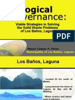 Presentation 4B - Los Banos, Laguna
