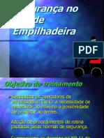 Empilhadeira Edson