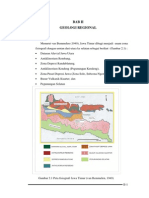 Geologi Regional Kendeng