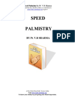 Palmistry Speed