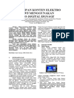 CSGTEIS 2013_Penyisipan Konten Melalui XIBO Digital Signage