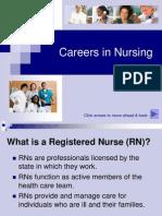 Careers in Nursing Presentation