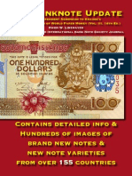 The Banknote Update 14th Edition,