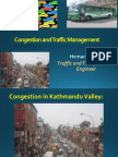 Congestion and Traffic Management