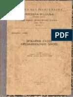 3.- Dinic, Drzavni Sabor Srednjevekovne Bosne (SVI)