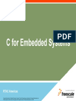 C for Embedded