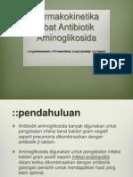 Antibiotik Aminoglikosida