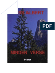 Wass Albert - Minden Verse