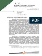 Leopoldo+Bartolome Sobre articulación social nuevamente