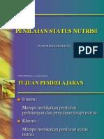 Asesmen nutrisi-TPN
